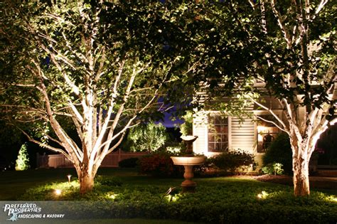 preferred landscape and lighting preferred properties