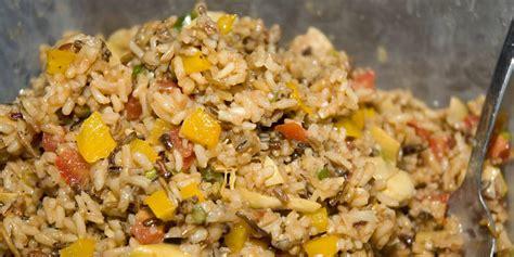 cuisine salade de riz recette salade de riz facile jeux 2 cuisine