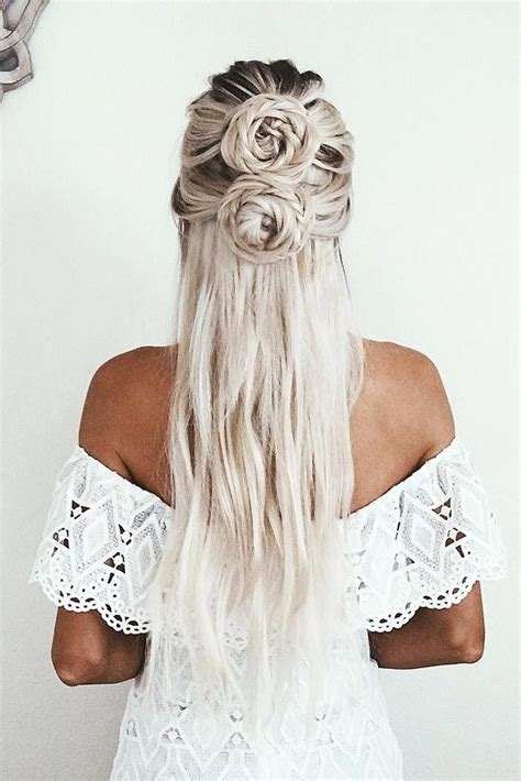 Pretty Homecoming Hairstyles by 40 Cutest And Most Beautiful Homecoming Hairstyles Hair