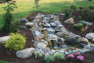 Small Pond Waterfall