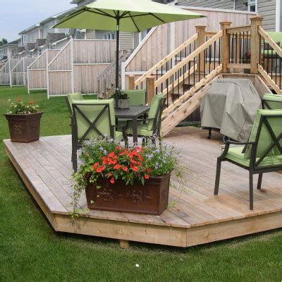 build decks  plans tips design ideas products