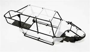 New Rc4wd Desert Storm Dune Buggy Sandrail Chassis For
