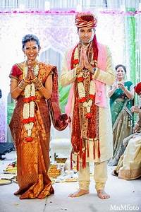 Traditional south indian bride and groom. Check out the ...