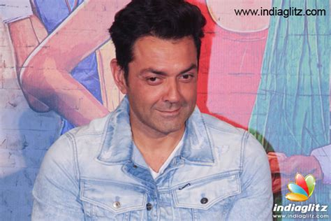 Bobby Deol 'feels Great' To Be Part Of 'race 3