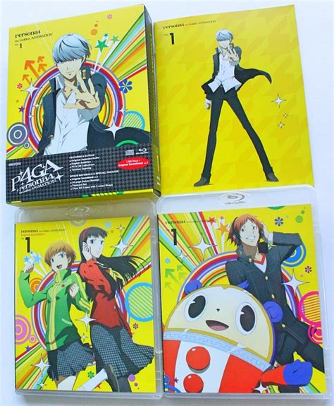 persona 4 the golden animation 1 persona 4 the golden animation vol 1 review reactor