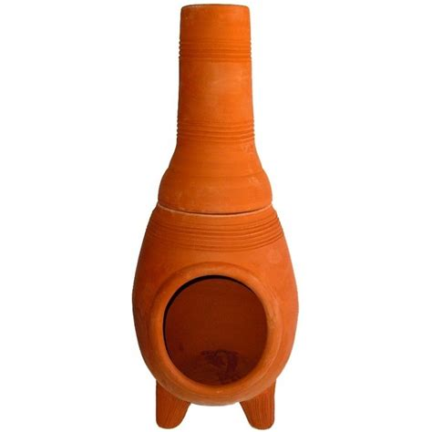 Chiminea Clay Home Depot - 10 easy pieces chimineas gardenista