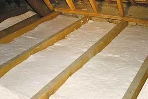 Isoler Un Sol : isolation du plancher des combles ooreka ~ Melissatoandfro.com Idées de Décoration