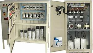 Capacitor Banks  Apfc Panels   Electrical Panels