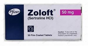 Zoloft Tablets 50mg 30 U0026 39 S  U2014 Dvago