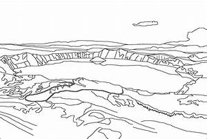 Lake #6 (Nature) – Printable coloring pages