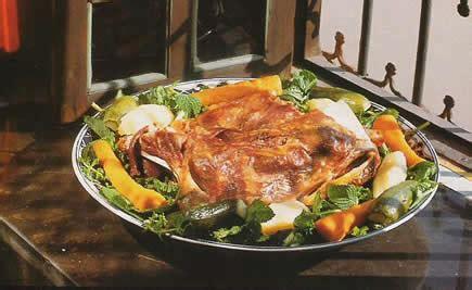 cuisine de choumicha recette de batbout mechoui vapeur viandes plats du maroc
