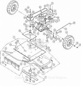 Billy Goat Bc2403h Parts Diagram For Transaxle U0026blade Deck