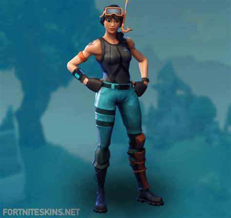 fortnite snorkel ops outfits fortnite skins
