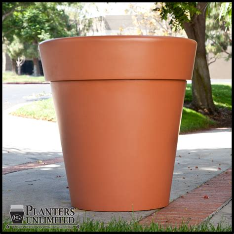 Large Clay Planters For Sale by Terracotta Planter Terra Cotta Pots Planters