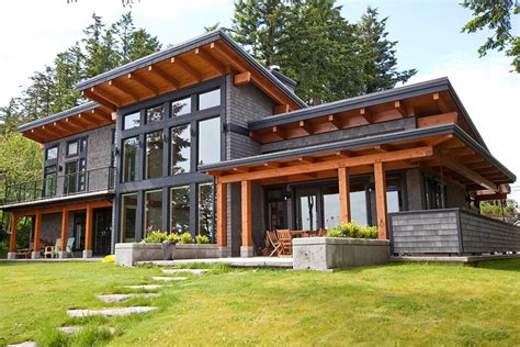 West Coast  Summit Log & Timber Homes