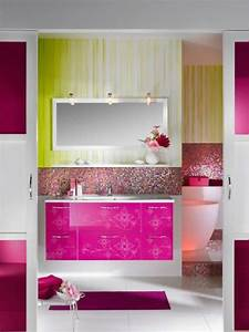 43 Bright And Colorful Bathroom Design Ideas - DigsDigs