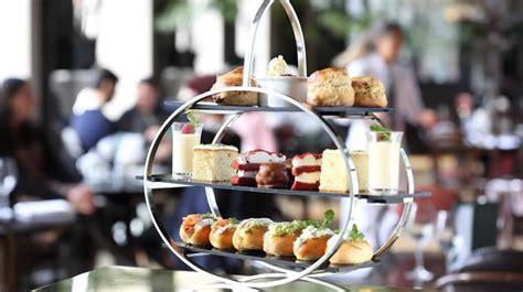 Kitchen Brasserie High Tea Menu by Browns Brasserie Bar Leeds Afternoon Tea