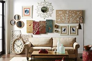 Mirrors wall d?cor clocks art decorations pier