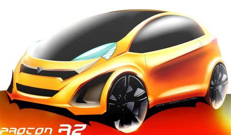 car design focus  riderx design  coroflotcom