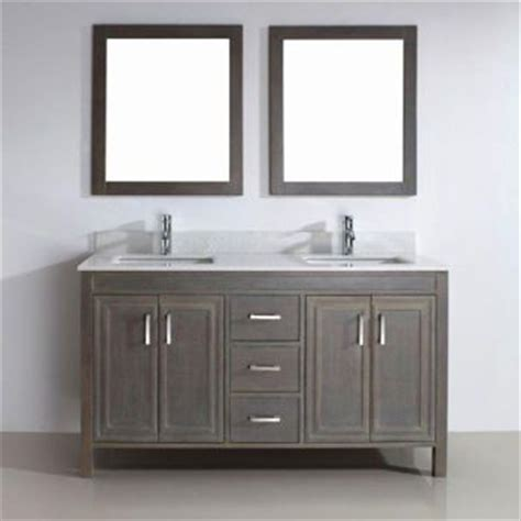 costco vanities double sink costco corniche 60 french gray double sink vanity by