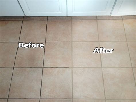 grout cleaning   images seal systems