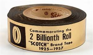 Scotch Tape | Museum Collections Up Close : MNHS.ORG