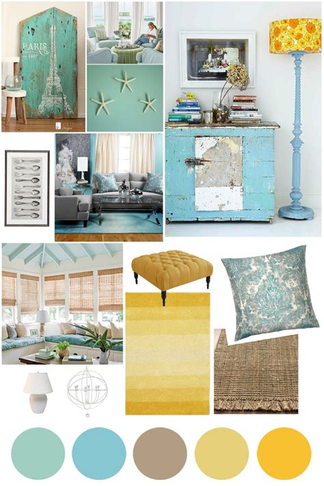 mood board the new summer trends in interior design modern home decor