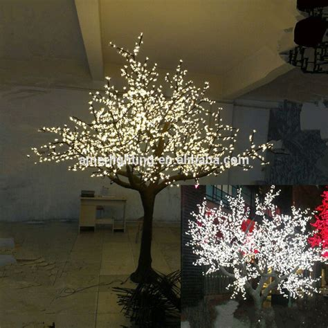 outdoor led trees 2 8m large artificial outdoor led twig tree lighted outdoor warm white led artificial tree with
