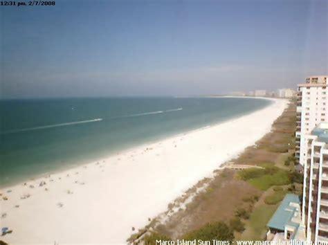 marco island beach cam
