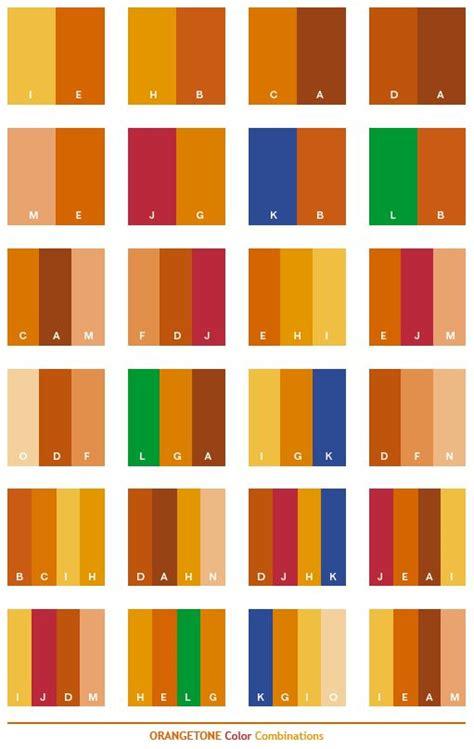 paint color combinations orange orange color goes with orange tone color schemes color