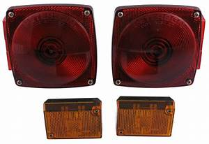 Peterson Trailer Tail Light Kit  25 U0026 39  Harness With Hardware