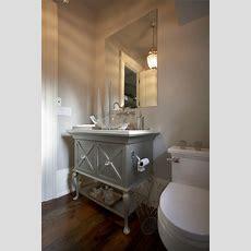 English Manor  Traditional  Powder Room  Toronto By