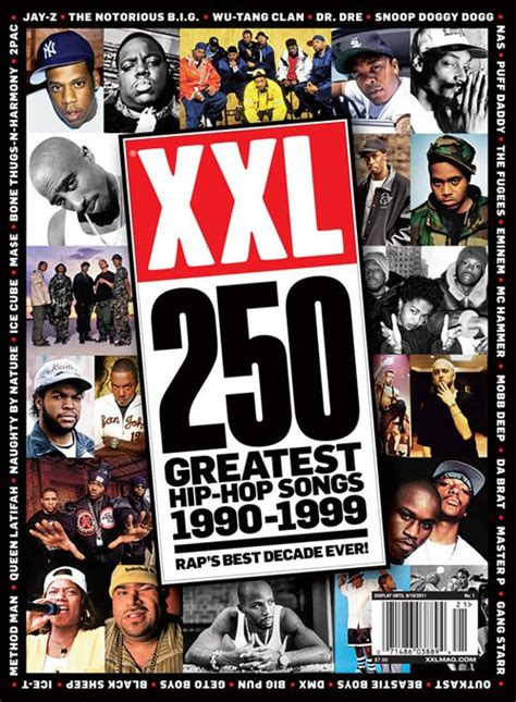 Has included these sites because we believe they provide information and/or services that you may find useful. XXL Special Issue: Greatest Hip Hop Songs Of The '90's | Blackout Hip Hop