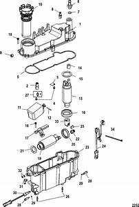 Mercury Marine 115 Hp Dfi  3 Cylinder   1 5l  Vapor