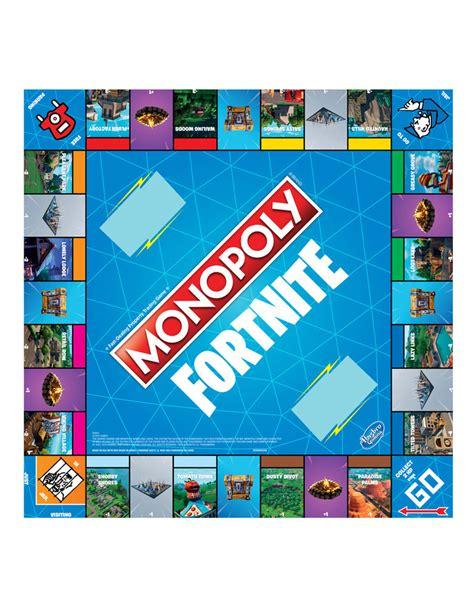 hasbro board games monopoly fortnite myer