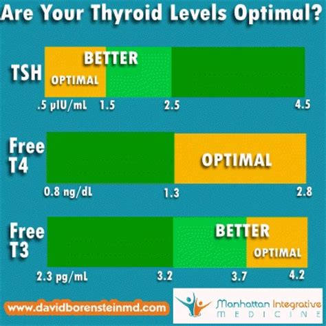 tsh and t4 normal range tsh optimal range diabetes inc