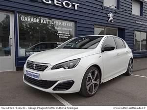 308 Peugeot Occasion : peugeot 308 gt hdi 183cv 2015 occasion auto peugeot 308 ~ Medecine-chirurgie-esthetiques.com Avis de Voitures