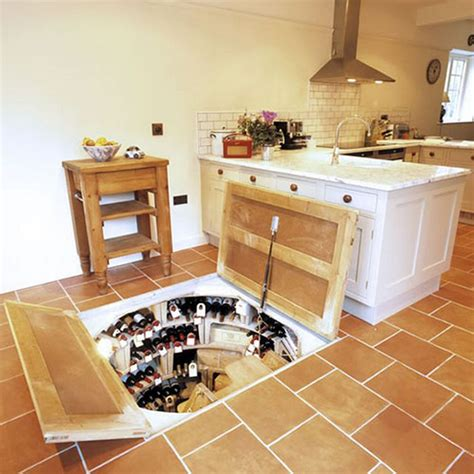 Kitchen Cabinet Wine Rack Ideas - want to keep a secret treasure these clever hidden storage ideas is the one you need viral homes
