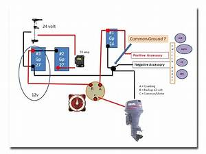 Marine Battery Selector Switch Wiring Diagram