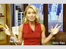 Long National Nightmare Ends As Kelly Ripa Returns To