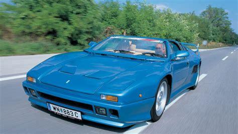 1990 De Tomaso Pantera Photos, Informations, Articles ...