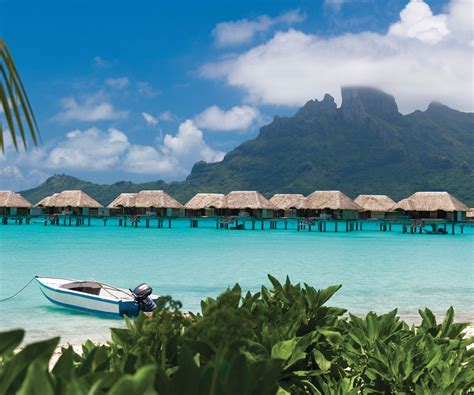 Bora Bora Four Seasons Resort Voyagez Avec E Tahiti Travel