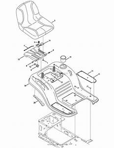Mtd 13al78st099  247 288852   2012  Parts Diagram For Seat