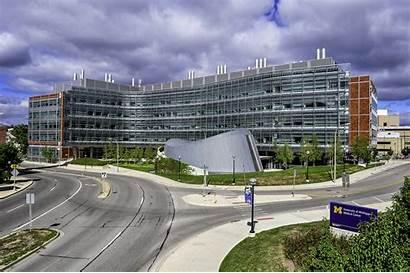 Arbor Ann Michigan Research Building Biomedical Science
