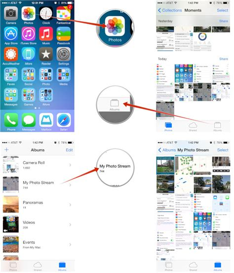 how to make a photo album on iphone iphone 6 tips how to create an album in photos how to set up and start using photo on your iphone
