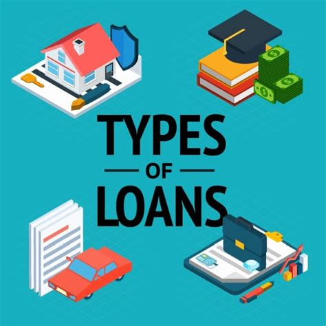 All The Types Of Loans That Exist