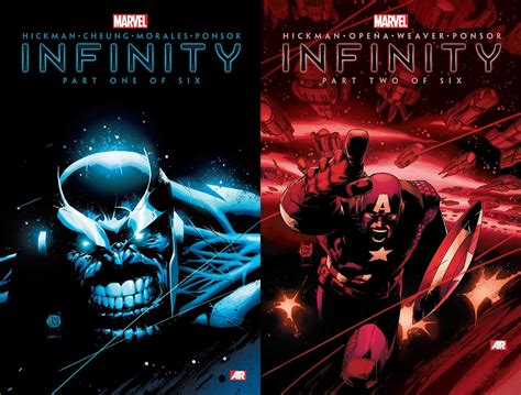 jonathan a novel advent review 9 infinity by jonathan hickman graphic
