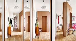 Cloisons Mobiles : meuble cloison ~ Melissatoandfro.com Idées de Décoration