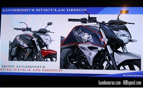 Gambar Motor Yamaha Byson Fi by Motor Yamaha Byson Injeksi Terbaru Beserta Gambarnya