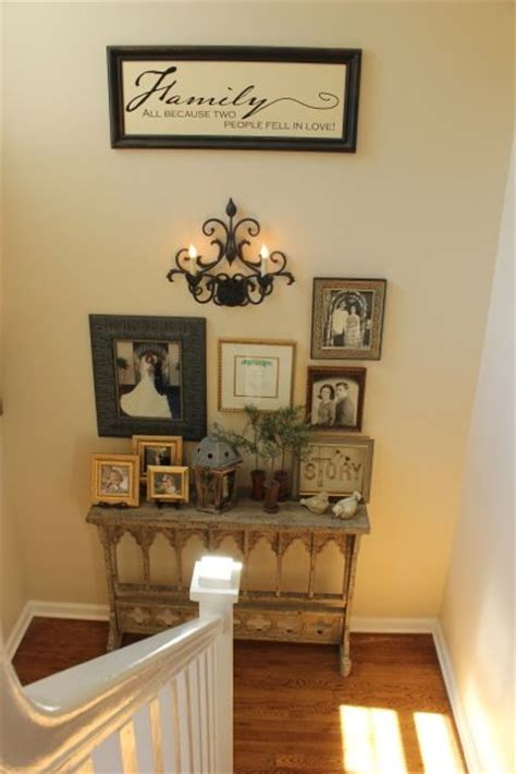 decorating ideas for staircase landing 25 best ideas about stair landing decor on